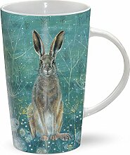 Handsome Hare - Stattlicher Hase - Mug - Becher - Latte