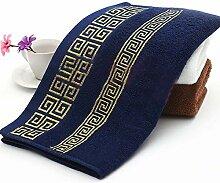 Handtuch aus 100% Baumwolle, saugfähig, weich,