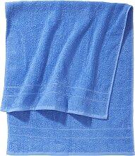 Handtuch New Uni, blau (30/50 cm))