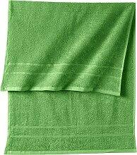 Handtuch New Uni, grün (30/50 cm))