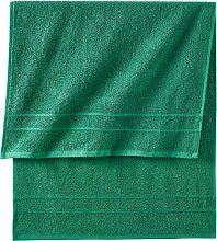 Handtuch New Uni, grün (50/100 cm))
