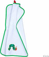 Handtuch Raupe Nimmersatt