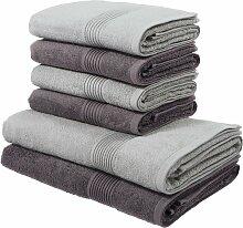 Handtuch Set, Anna, my home (Set) TOPSELLER