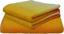 Handtuch Set, Colori, Dyckhoff (Set) 3tlg.-Set