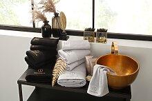 Handtuch Set, James, Leonique (Set) 5tlg.-Set