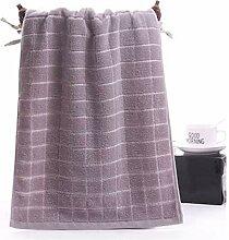 Handtuch Set Plaid Cotton Küche Haar Hand Hotel