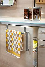 Handtuchhalter ausziehbar aus Edelstahl zum