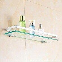 Handtuchhalter Bad Glas Badewanne Wand Dusche