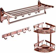 Handtuchhalter/Handtuchhalter/Handtuchhalter/Raum Aluminium Bad Racks/Badezimmer Zubehör-Set-O