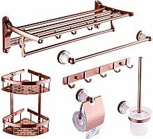 Handtuchhalter/Handtuchhalter/Handtuchhalter/Raum Aluminium Bad Racks/Badezimmer Zubehör-Set-U