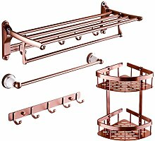 Handtuchhalter/Handtuchhalter/Handtuchhalter/Raum Aluminium Bad Racks/Badezimmer Zubehör-Set-P