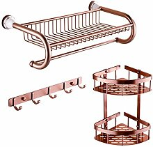 Handtuchhalter/Handtuchhalter/Handtuchhalter/Raum Aluminium Bad Racks/Badezimmer Zubehör-Set-C