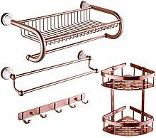 Handtuchhalter/Handtuchhalter/Handtuchhalter/Raum Aluminium Bad Racks/Badezimmer Zubehör-Set-E