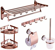 Handtuchhalter/Handtuchhalter/Handtuchhalter/Raum Aluminium Bad Racks/Badezimmer Zubehör-Set-R