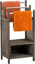 Handtuchhalter Osaka-dunkelbraun