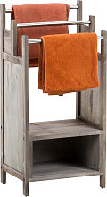 Handtuchhalter Osaka-grau
