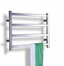 Handtuchwärmer 304 Edelstahl-Vierkantrohr