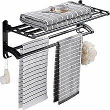 Handtuchwärmer Handring Badezimmer Regal Punch