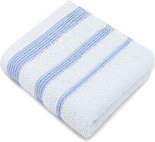 Handtücher/Hand Towel-Towel Heimtextilien Baumwolle Satin Bettwäsche, Blau