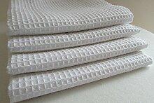 Handtücher Set 4 teilig, Küchentücherset 40x105