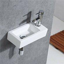 Handwaschbecken Klein, Gimify Mini Waschbecken wc