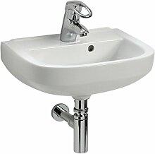 Handwaschbecken luCanto | 45 cm | Weiß |