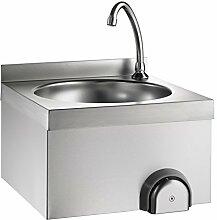 Handwaschbecken mit Kniebedienung Waschbecken