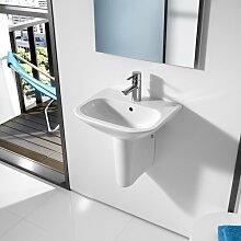 Handwaschbecken mit Überlauf Nexo