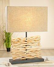 HandWerk Designer Lampe Leuchte Treibholz
