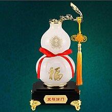 Handwerk Vase Glas Dekoration Kreative Zuhause Zubehör Move Hochzeit Upscale Business Geschenk
