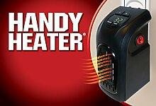 Handy Heater: RADIATOR Notebook-Wand