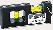 Handy Level with Magnet 100mm by SHINWARULES