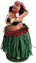 Hang Loose Wackel Hula Figur Mädchen Wackelfigur