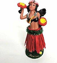 Hang Loose Wackel Hula Figur Tiki Mädchen
