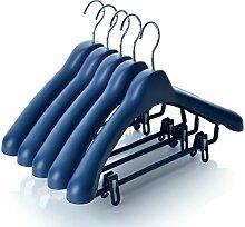 Hangers Rutschfest- Kleiderbügel Einfach mit
