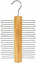 HANGERWORLD 20 Haken Krawattenbügel 30cm