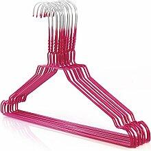 Hangerworld 450 Drahtkleiderbügel 40cm Pinke