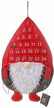 Hanging Xmas Weihnachts Gnome Adventskalender Für