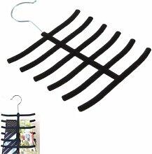 Hangqiao Krawattenbuegel Guertelbuegel