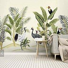 HANHUAN Tropische Tukan Tapete Wandbild Für