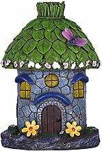 Hanna's Cottage 20cm Fairy Haus Garden House