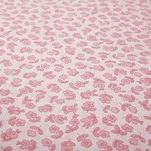 Hans-Textil-Shop Stoff Meterware Blumen Blümchen