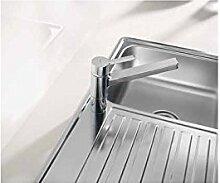 Hansa–Luisina Mischbatterie für Spüle, chrom Form
