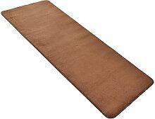 HANSE Home 101154 unifarben Teppich Läufer
