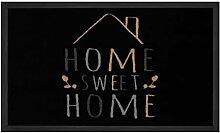Hanse Home Fußmatte Schmutzfangmatte Home Sweet