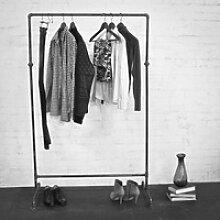 HANSESTADT schwarz - Kleiderständer / Garderobe