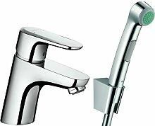 Hansgrohe–Handbrause WC für Intimreinigung