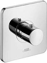 Hansgrohe 34716000 Fertigmontageset Axor Citterio M Highflow Unterputz Thermostat Armatur, chrom