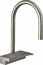 hansgrohe Küchenarmatur Aquno Select M81