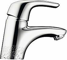 Hansgrohe Waschtisch-Armatur Avista Eco CoolStart Starthilfekabel, Kaltwasser chrom 31737000